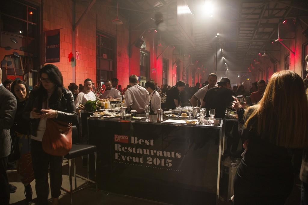 Food vendor event