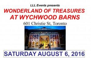 wonderland of treasures