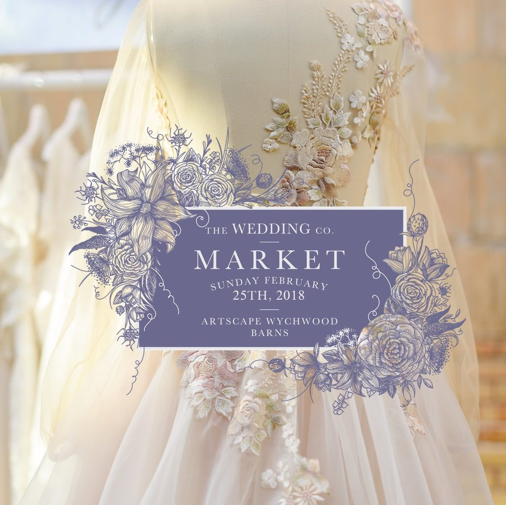 The Wedding Co. Market - Artscape Wychwood Barns