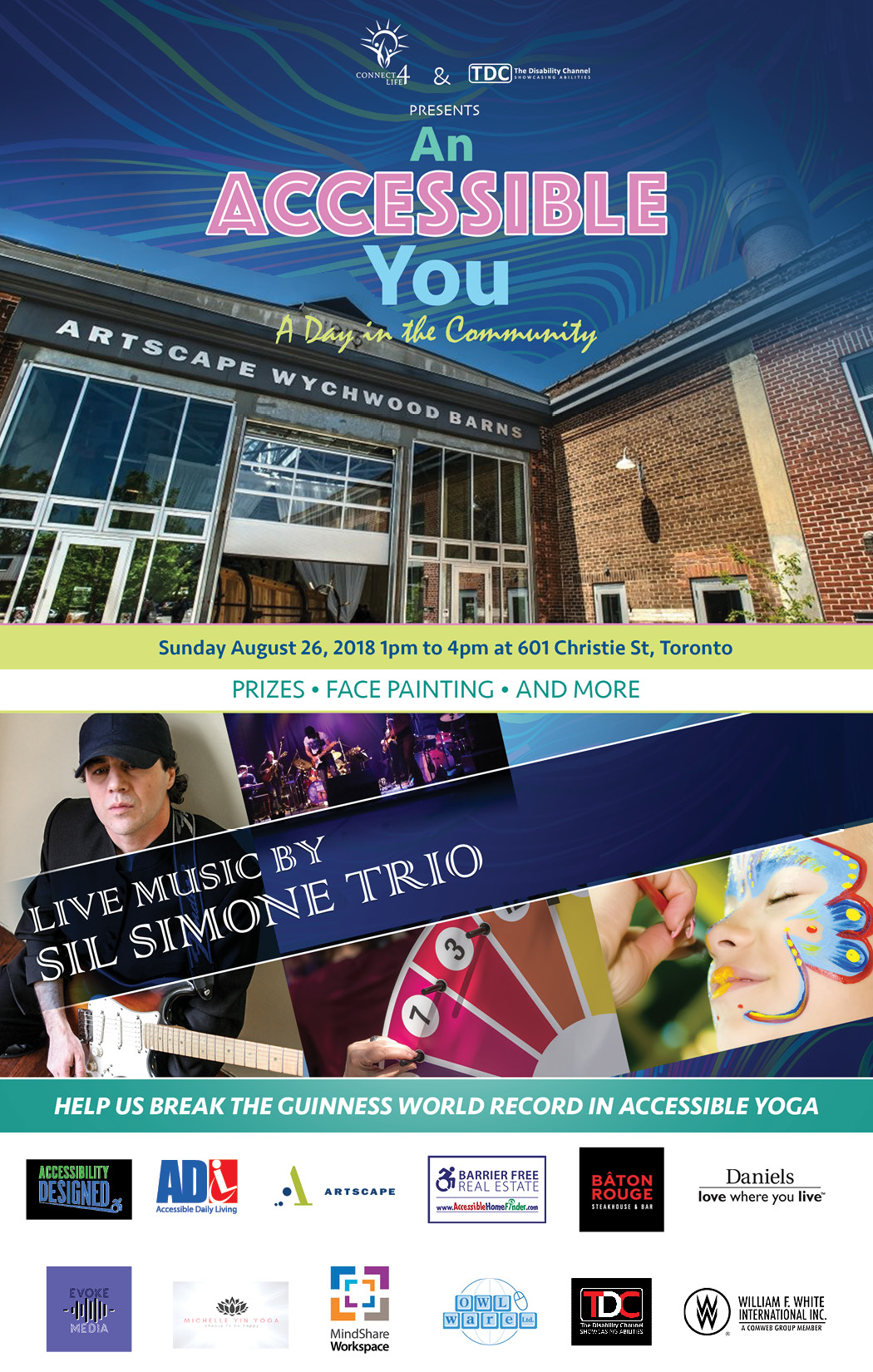 An Accessible You A Day in the Community - Artscape ...