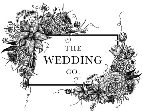 the wedding co logo