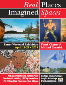 Real Places Imagined Spaces