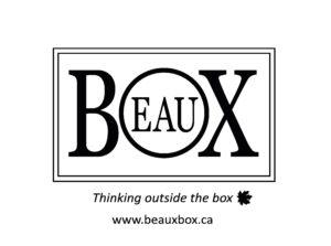 beaux box logo